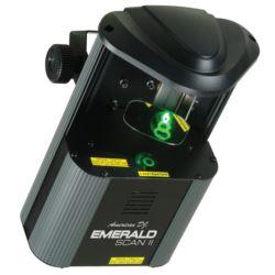 American DJ Emerald Scan II laser dyskotekowy