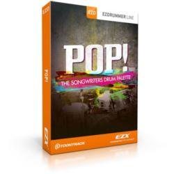 Toontrack POP! EZX biblioteka brzmień bębnów